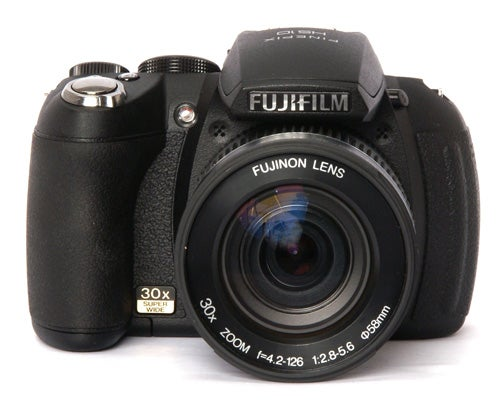 fujifilm finepix hs10 review trusted reviews rh trustedreviews com Fujifilm FinePix Z90 Fujifilm FinePix Z1100