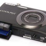 Nikon CoolPix S3000 battery