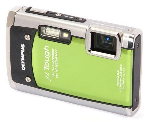 olympus mju tough 6020 review trusted reviews rh trustedreviews com Olympus Tough 8000 olympus stylus tough 6020 manual