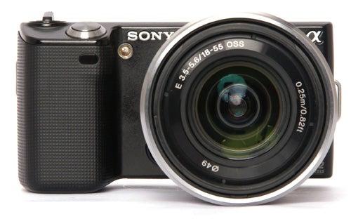 Sony NEX-5 front