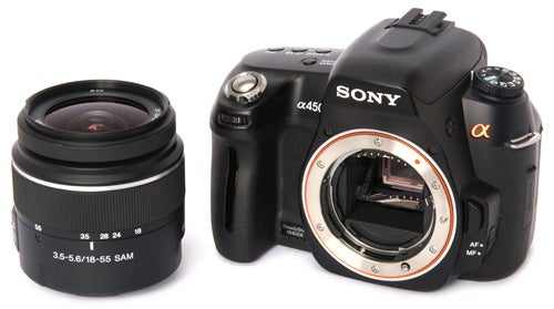Sony Alpha A450 Review | Trusted Reviews