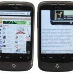 HTC Wildfire UI