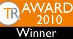 TrustedReviews Awards 2010 logo
