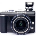 Olympus Pen E-PL1 front