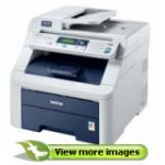 DCP-9010CN LED Multifunction Printer - Colour - Plain Paper Print - Desktop (Printer, Scanner, Copier - 16 ppm Mono - 16 ppm Color - 2400 x 600 dpi - 64 MB - 250 sheets Input Capacity - USB, USB - Fast Ethernet - PC, Mac)