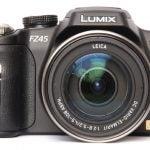 Panasonic Lumix DMC-FZ45 front