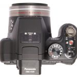 Panasonic Lumix DMC-FZ45 top