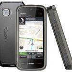 Nokia 5230 front