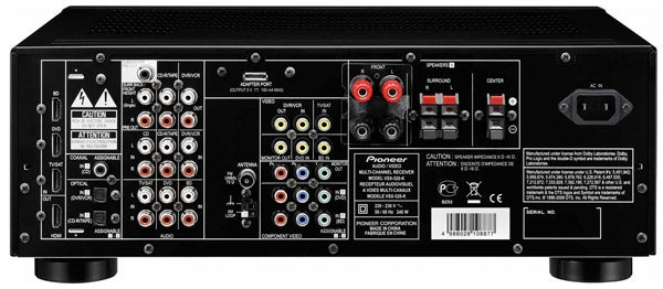 Pioneer VSX-520-K Review   Trusted Reviews