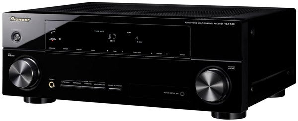 Pioneer Vsx 520 K Features And Operation Review