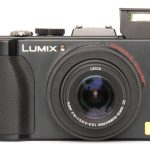 Panasonic Lumix DMC-LX5 flash