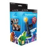 PS3 Playstation Move: Starter Pack (Includes Move Controller, Eye Camera + Demo Disc)