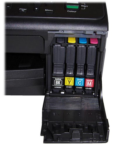 BROTHER DCP-J125 PRINTER DRIVER FOR PC