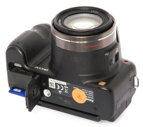 Panasonic Lumix DMC-FZ100 battery