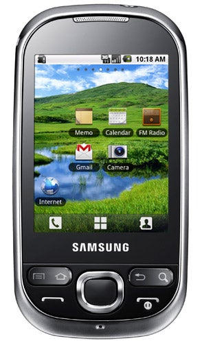 Samsung Galaxy Europa front