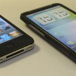 HTC Desire HD vs iPhone 4