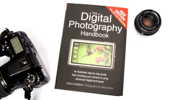 Book the digital photography