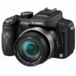 Lumix DMC-FZ100 Black Digital Camera (14.1MP, 24x Opt, SD/SDHC/SDXC Card Slot)