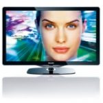 "40PFL8605H 102 cm 40"" 3D Ready LCD TV (Edge LED - DVB-C MPEG4, DVB-T MPEG4 - NTSC, PAL, SECAM - HDTV 1080p - 176° / 176° - 16:9 - 1920 x 1080 - 1080p - Surround - 100 Hz)"