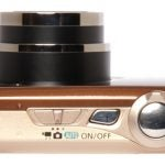 Canon IXUS 1000 HS top