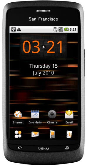 Orange San Francisco Zte Blade Review Trusted Reviews