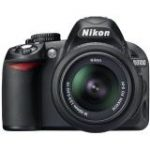 D3100 Black SLR Digital Camera Kit w/ 18-55mm Lens (14.2MP, 3x Opt, SD Card Slot)