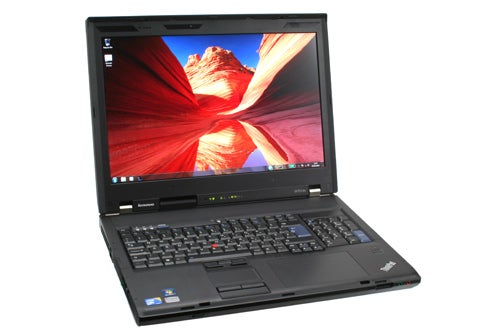 Lenovo ThinkPad W701ds Review | Trusted Reviews