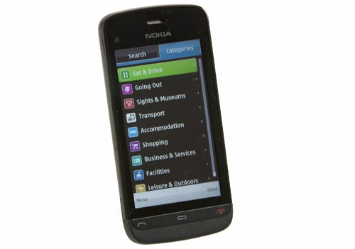 Nokia C5-03 – Symbian OS and apps Review | Trusted Reviews