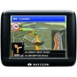 "20 Easy Sat Nav GPS w/ UK and Ireland Maps (Automobile Navigator, 3.5"" LCD)"
