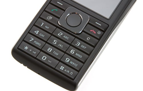 Sony Ericsson Cedar – Keyboard and Interface Review