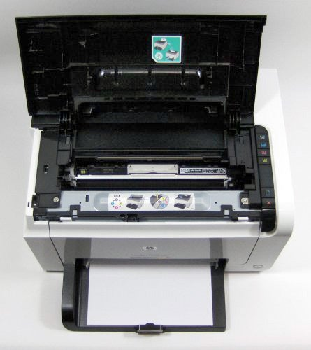 HP LaserJet Pro CP1025 Color Review | Trusted Reviews