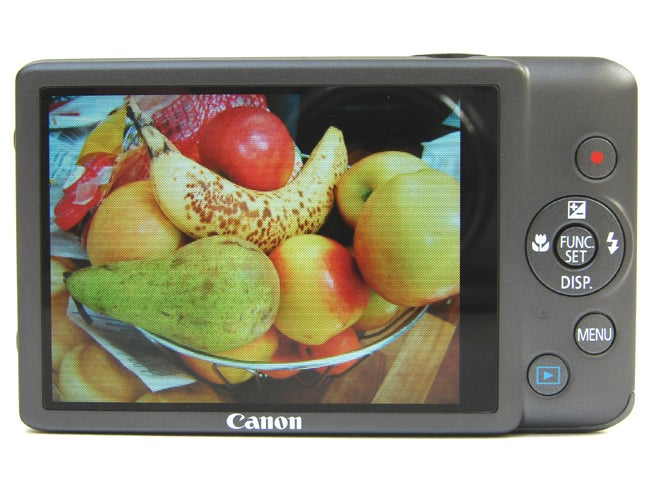 Canon Ixus 115 Hs Review Trusted Reviews