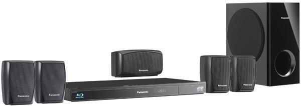Sc-btt270, 268, 273 blu-ray home theater system. Panasonic.