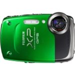 "FinePix XP30 14.2 Megapixel Compact Camera - 5 mm-25 mm - Green (6.9 cm 2.7"" LCD - 5x Optical Zoom - Optical IS - 4320 x 3240 Image - 1280 x 720 Video - Motion JPEG AVI - PictBridge)"