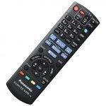 Panasonic DMP-BDT210 remote