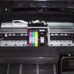 HP Officejet 7500A - cartidges