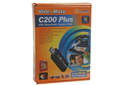 DRIVER FOR COMPRO TECHNOLOGY VIDEOMATE C200 PLUS