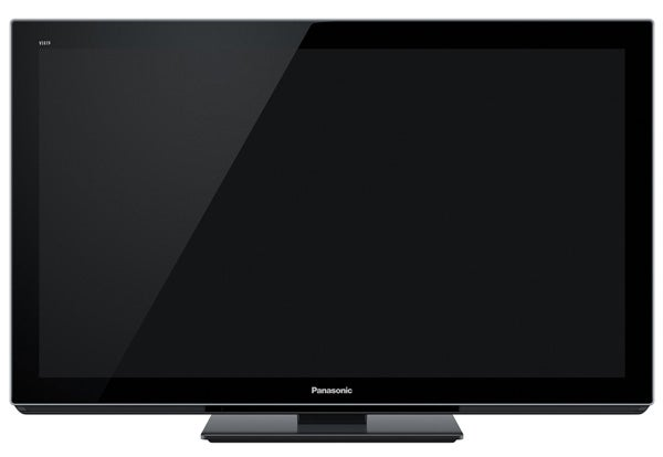 Panasonic Viera TX-P42VT30 - head on