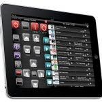ThinkFlood RedEye Mini software on ipad