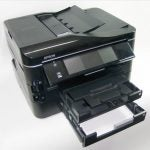 Epson Stylus Office BX925FWD Paper Trays