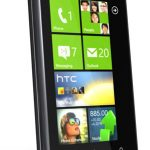 HTC 7 Pro - Angle