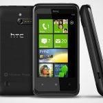 HTC 7 Pro - Angles