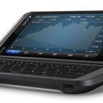 HTC 7 Pro - Keyboard