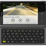 HTC 7 Pro - Keyboard 2