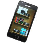 Samsung Galaxy S2 Ebook Store