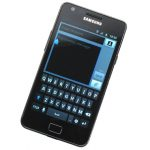Samsung Galaxy S2 Keyboard / Messaging