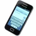 Samsung Galaxy Ace S5830 5