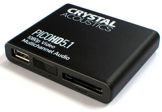 PicoHD5.1 Front Connectivity