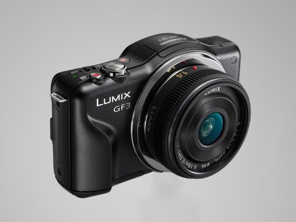 Panasonic Lumix Gf3 Review Trusted Reviews