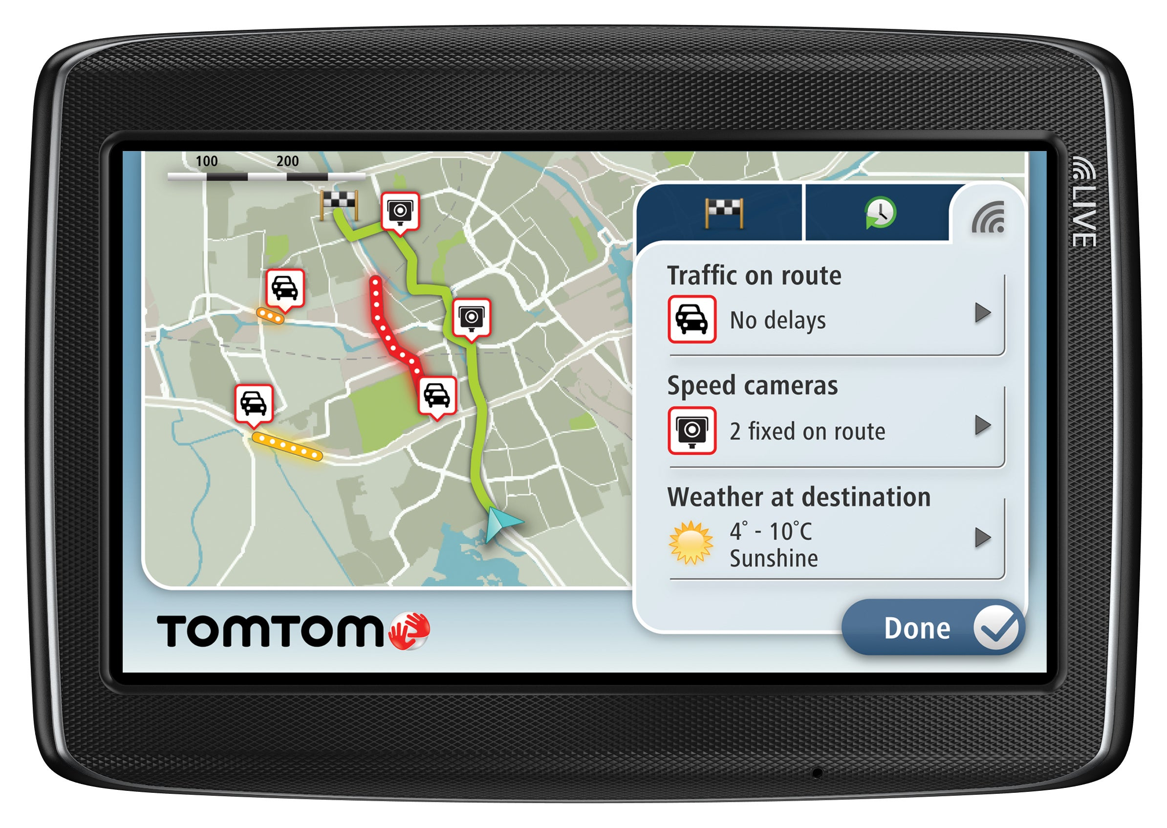 Tomtom Go Live 825 Review Trusted Reviews
